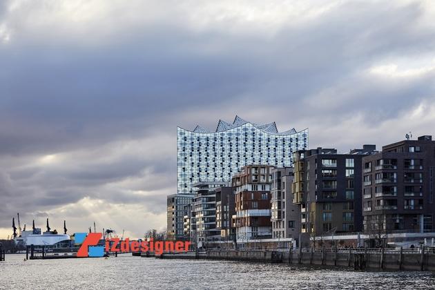 Nhà hát Hamburg – biểu tượng của thế kỉ 21
