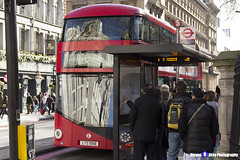 Wrightbus NRM NBFL - LTZ 1068 - LT68 - Liverpool Street 11 - Go Ahead London - London 2017 - Steven Gray - IMG_6382