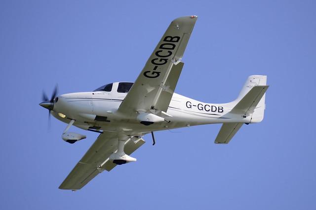 G-GCDB Cirrus Design SR20
