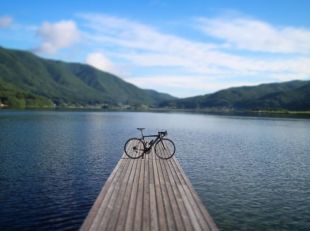 Photo:KIZAKI Lake By ayanecen