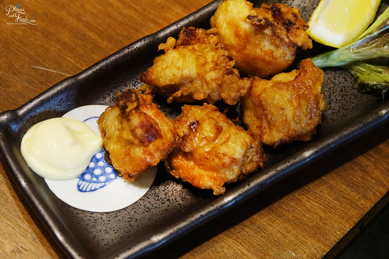 Mitsuyado Sei-men chicken karaage