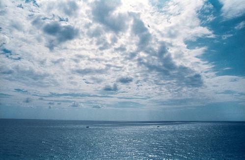 Black. The Black Sea. September.