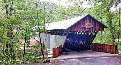 Swann Covered Bridge- Blount County AL (1)