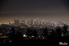 9 view of LA with halo around it!
