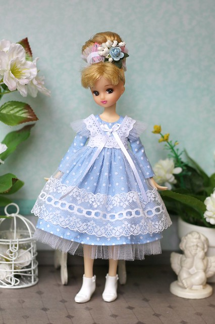 Dress for Azone XS/Ruruko