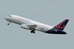 Brussels Airlines (CityJet) Sukhoi RRJ95 SuperJet 100 EI-FWE