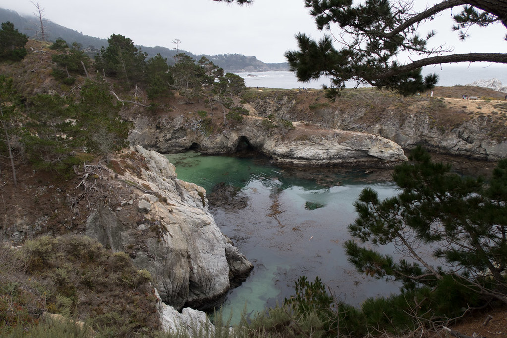 China Beach at Point Lobos State Reserve