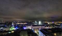 Helsinki ❤️ Aug 12th 2017. #helsinki #cityscape #cityview #gopro #hero5 #goprohero5 #torni #ateljeebaari #hotel #bar #visithelsinki #landscape  #maisema #night #yö #nightshoot #nightshot #yökuva #pimeä #dark