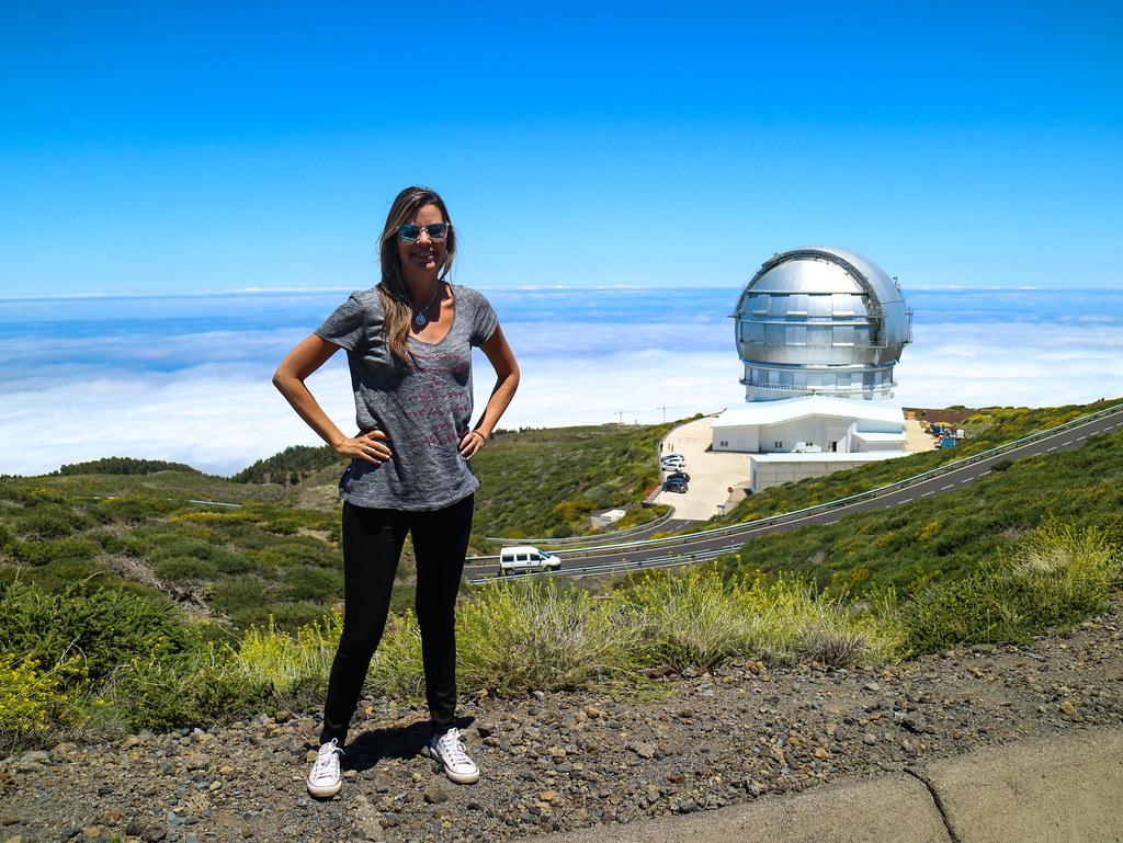 Visitar Observatorio del Roque de Los Muchachos