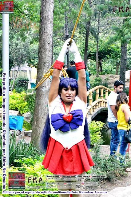 Sesión fotográfica Sailor Moon 07