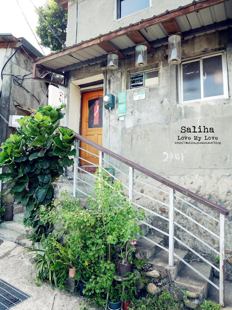 台北公館站一日遊景點寶藏巖下午茶尖蚪咖啡館 (5)