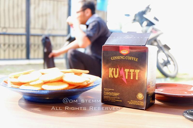 CNI Ginseng Coffee KUATT