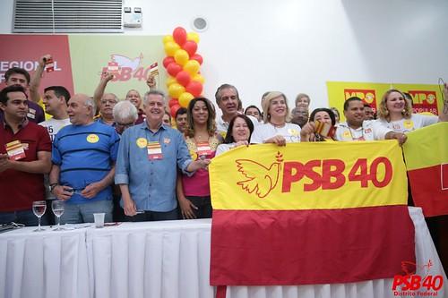 Congresso Regional PSB-DF - 16.09.2017