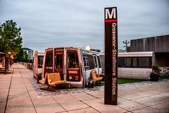 WMATA Metrorail Breda 4000 Series #4089