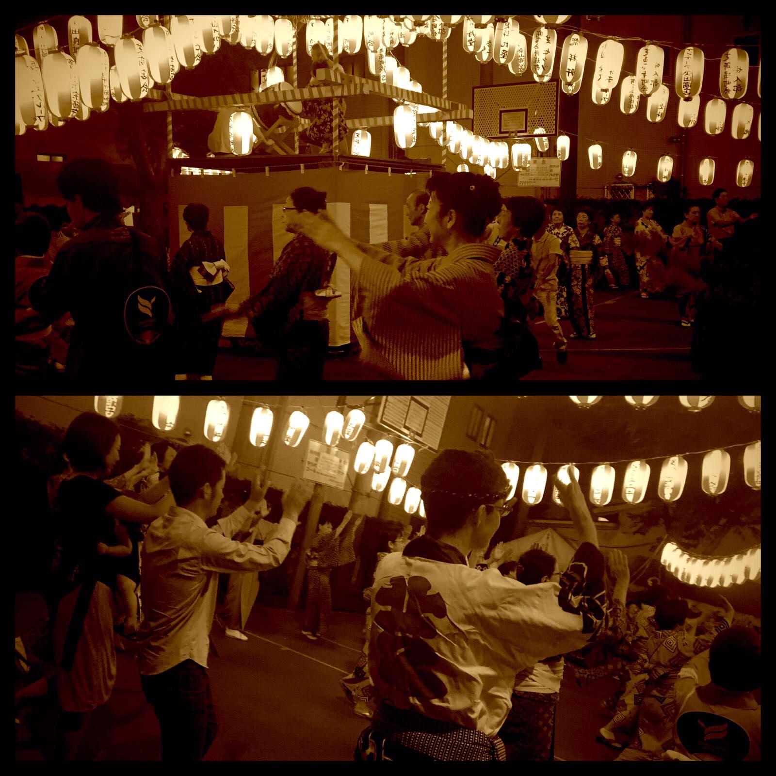 Balilando, Bailando (sepia mode)