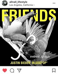 Top song of the week on #AppleMusic #AllnAll #justinbieber #friends #newsong #music #trendingsong #billboardhot100 #hot #love #feelgood #sundayfunday #losangeles