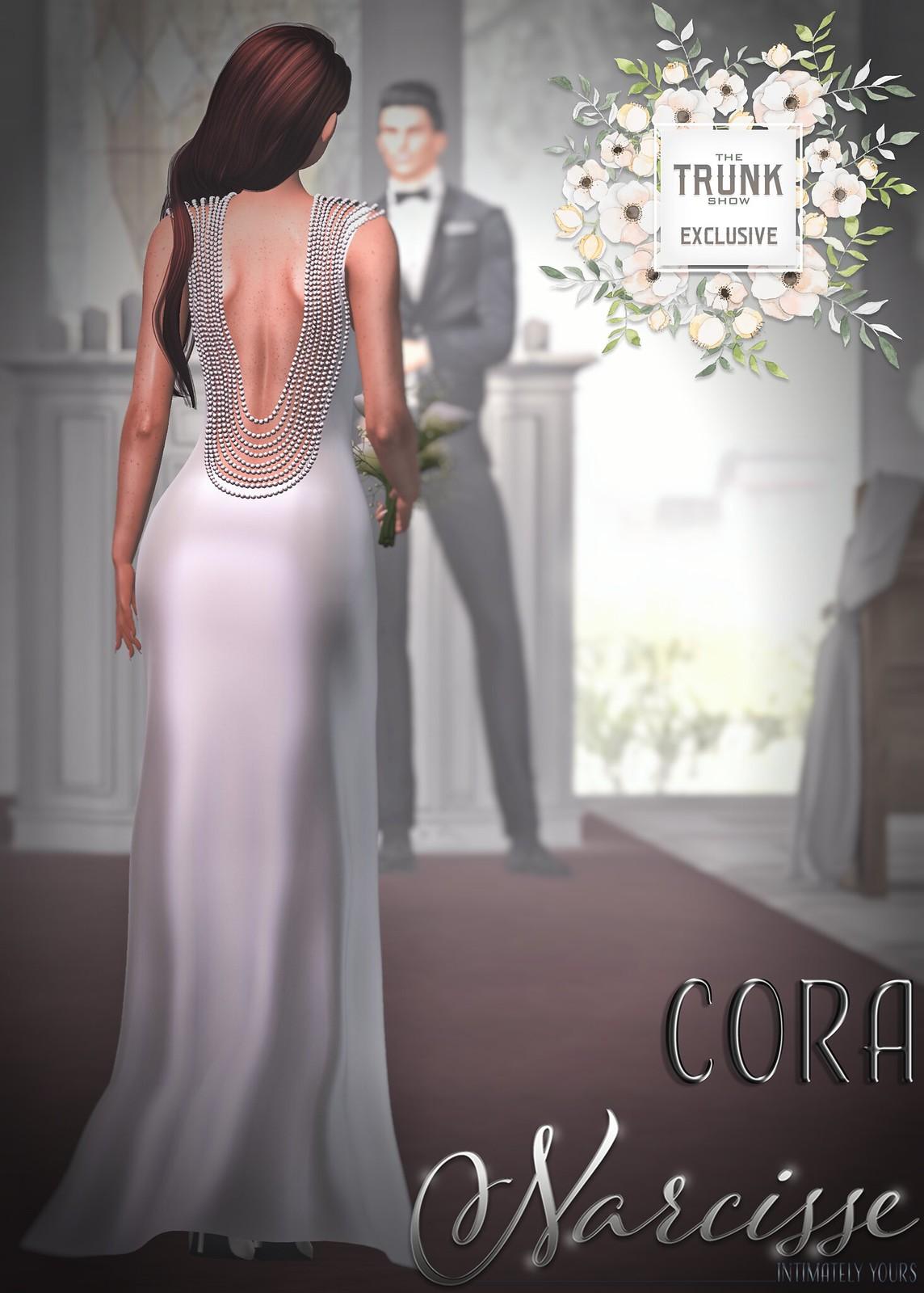 Cora (Back view)