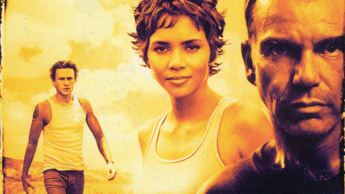 Billy Bob Thornton & Halle Berry In «Monster's Ball»