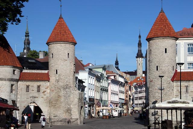 The Gate To Tallinn