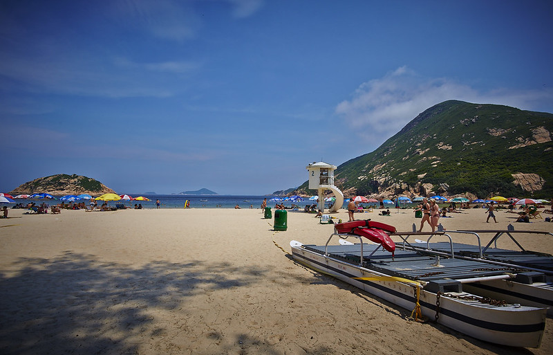 Big Wave Bay Beach, Shek O