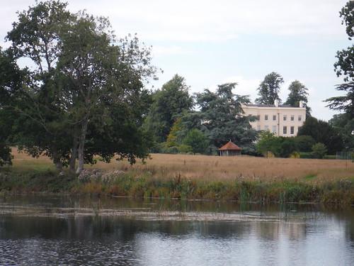 Burton House, Burton Park