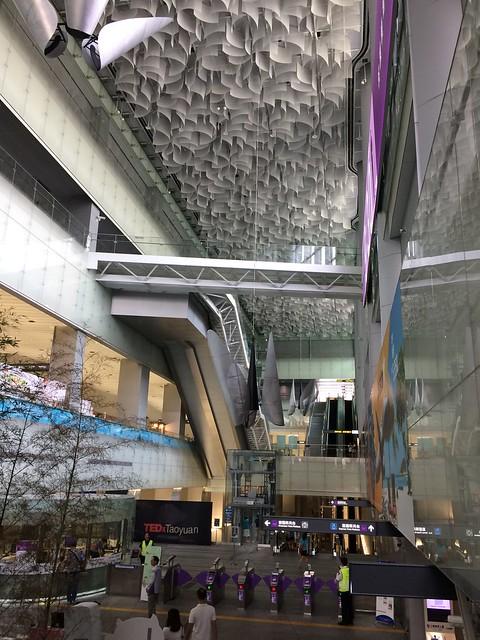 桃園捷運台北站
