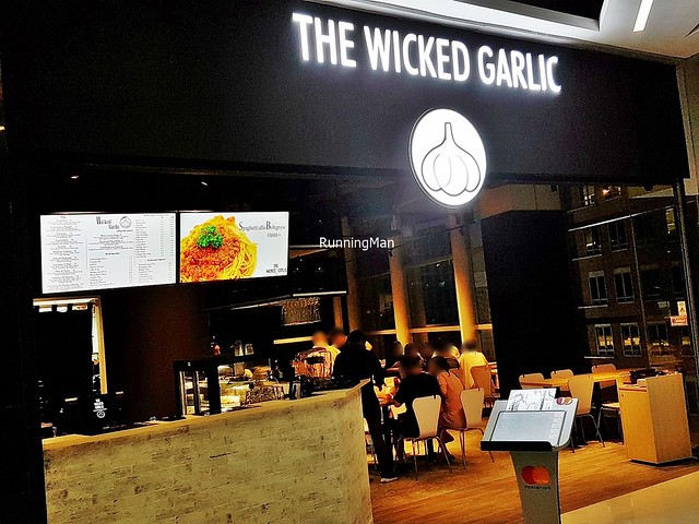 The Wicked Garlic Exterior