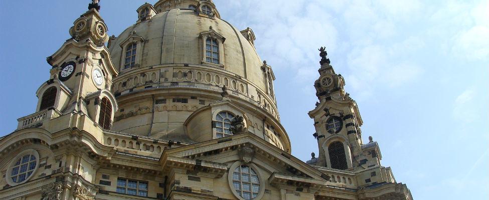 Stedentrip Dresden, Frauenkirche | Mooistestedentrips.nl