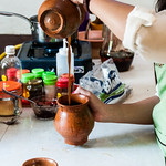 Cacao estilo maya