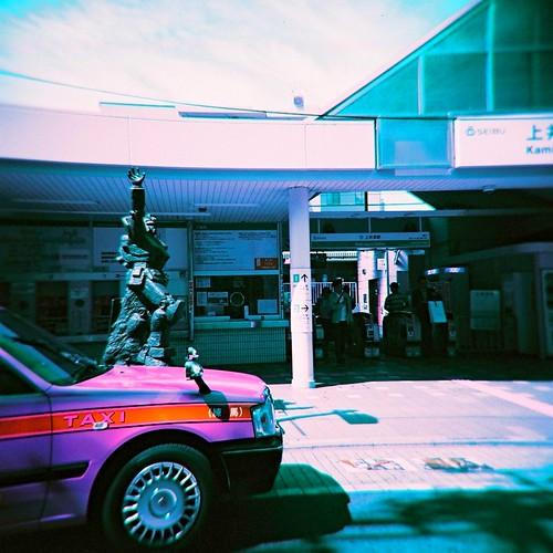 上井草駅前