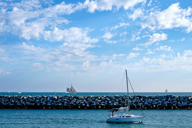 Dana Tall Ships