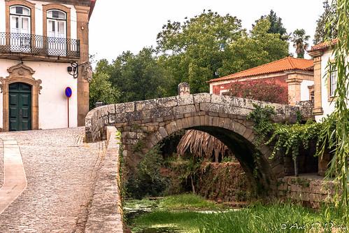 Ponte romana em Vouzela