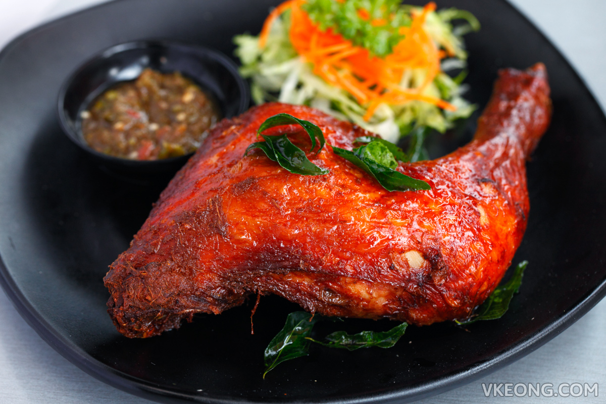#BAE Bangsar Ayam Goreng Berempah