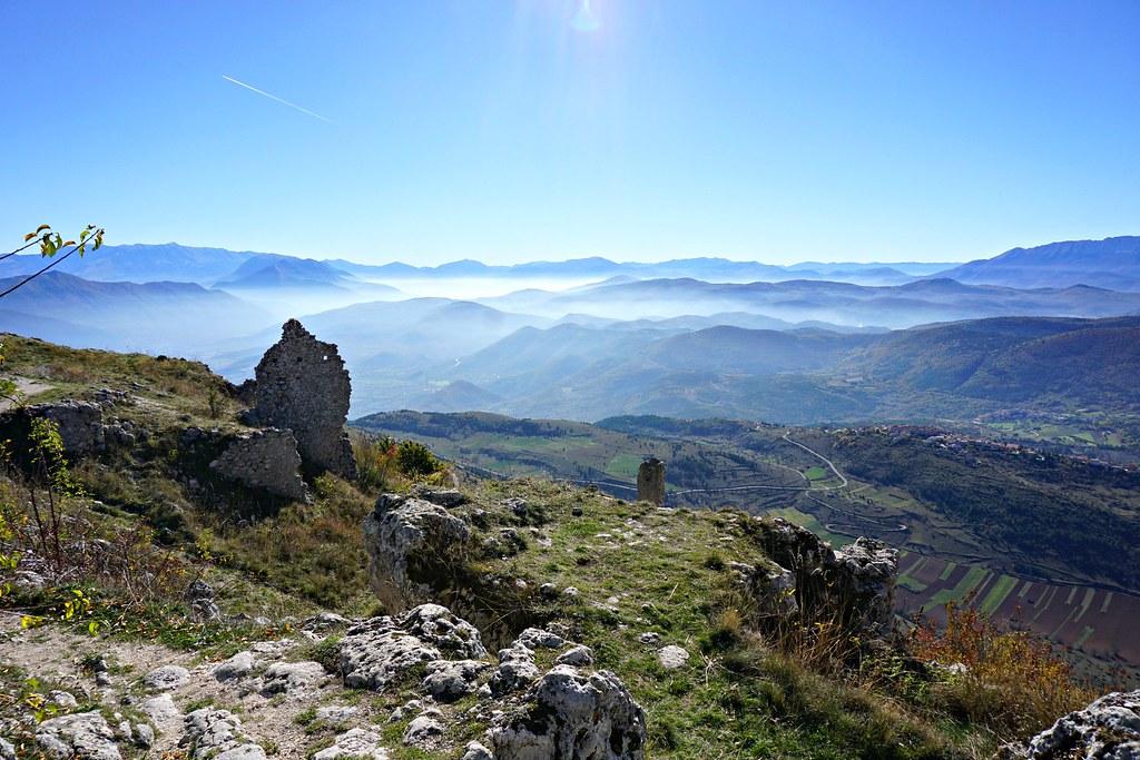Abruzzo aamulla