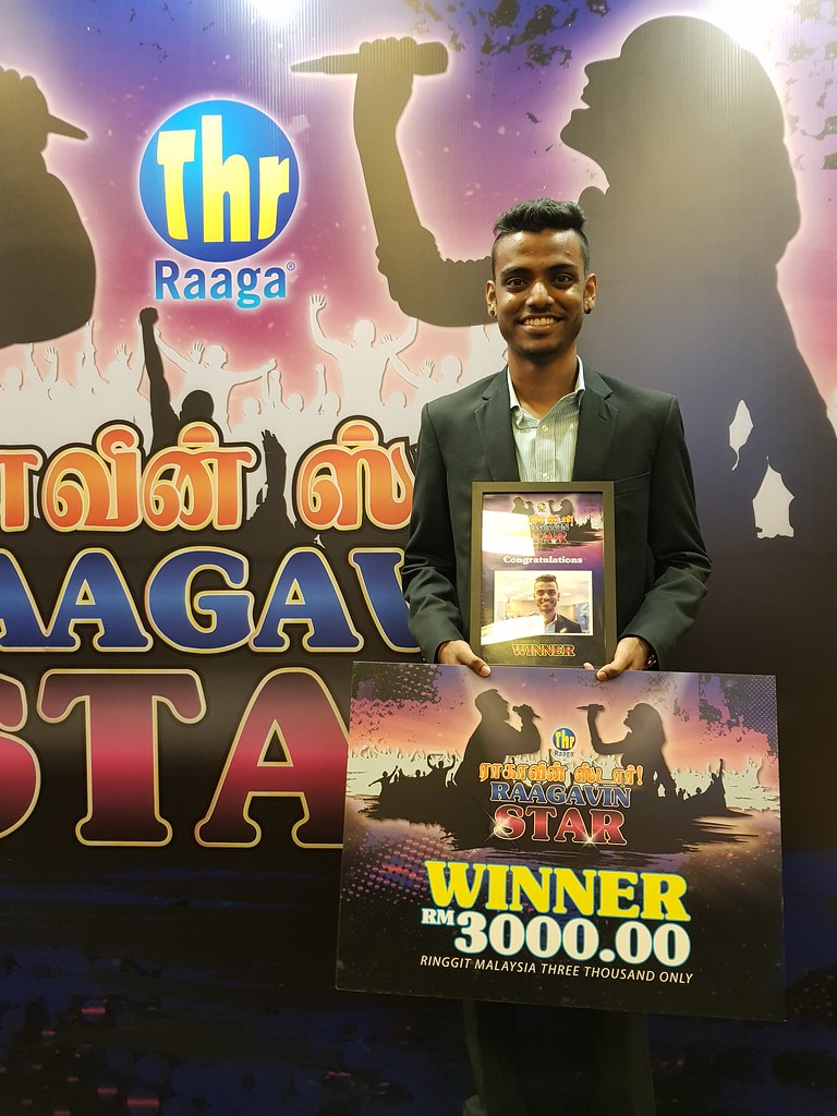 Raagavin Star Champion - Deevesh