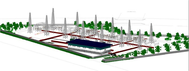 AI_12_Greenfield and Brownfield Substation Projects Reap Design, Collaboration, and Construction Benefits from BIM and Reality Modeling (2)