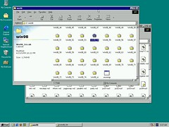 Files In Win98 54cab On Installation CD