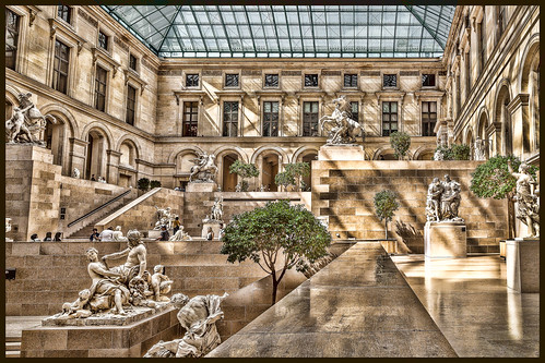 Cour Marly
