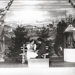 1957 Theater Schwur an der Waldkapelle Angela Schopf&Efrem Lengauer