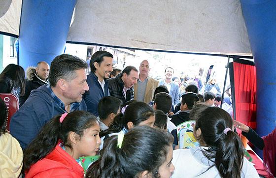 Centro de Atención Ciudadana en Coronel Moldes