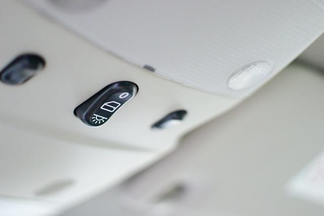 Saab 9-3 detail