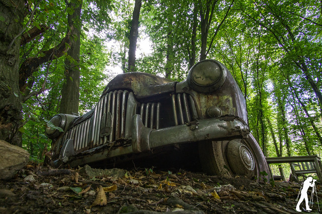 Lost Places: Cars