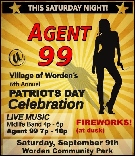 Agent 99 9-9-17
