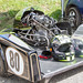 Lydden Hill August 2016 Paddock Sidecar Yamaha XS750 No 80 001C