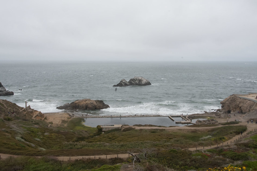 View at Lands End San Francisco