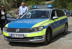 Polizei Passat Variant