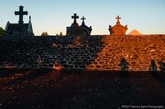 Les ombres du cimetière