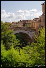 Ancien pont à Rieux-Volvestre - Photo of Rieux