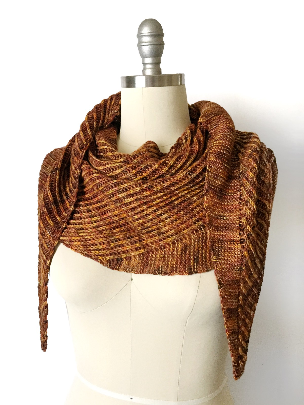 Deflection Shawl