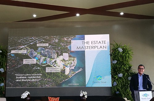 Rico Manuel estate head || Azuela Cove: Davao's Prime Waterside Business and Residential District IMG_20170825_120022_403